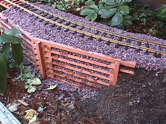 Santa Cruz Lumber Company Garden Railroad Bridges Amp Trestles